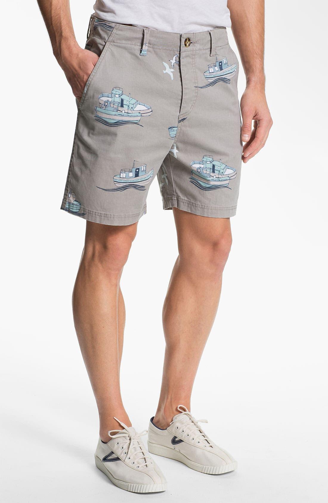 Alternate Image 1 Selected - Zanerobe 'Tug-o-War' Shorts
