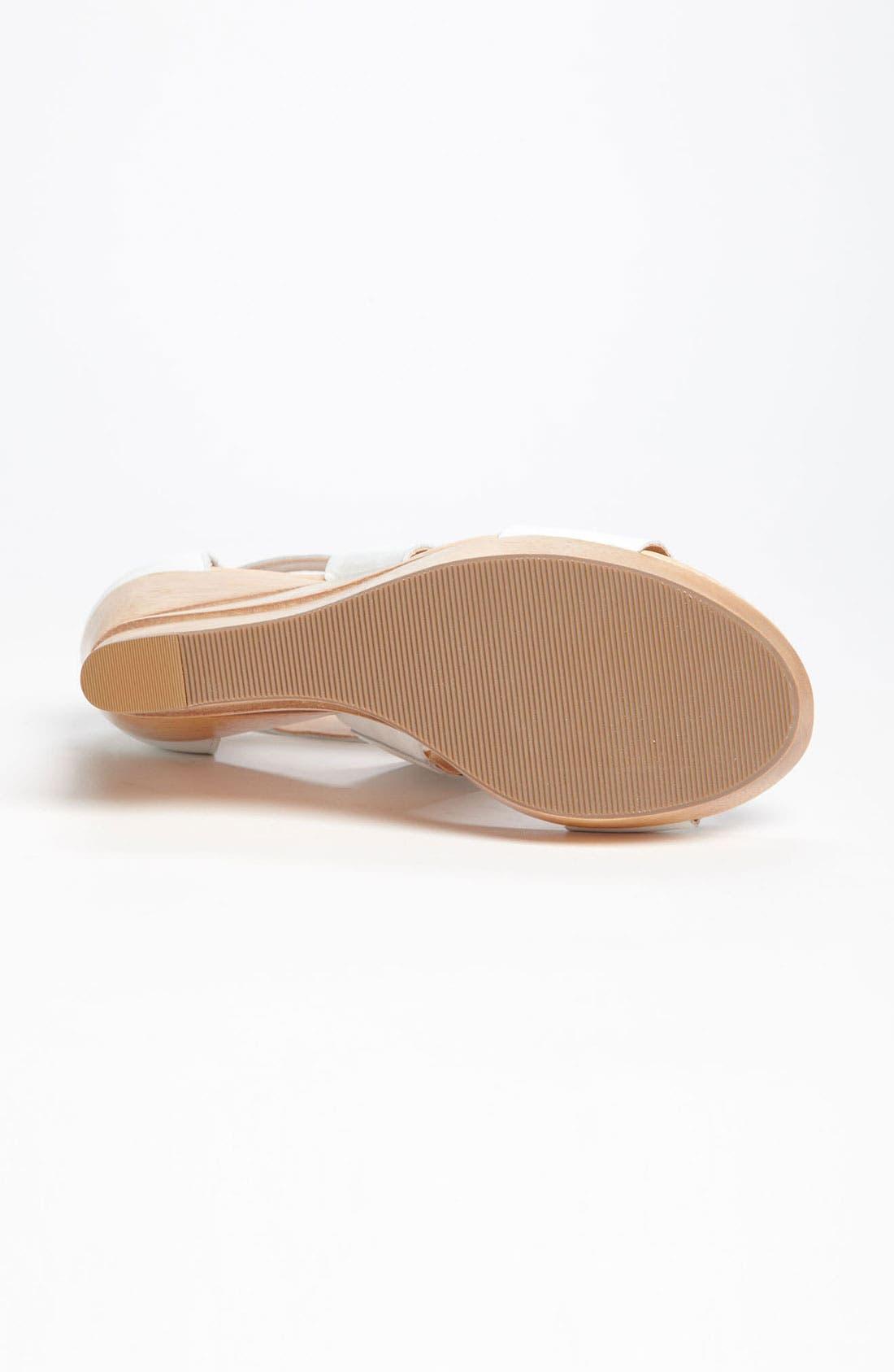 Alternate Image 4  - Diane von Furstenberg 'Opal' Wedge Sandal