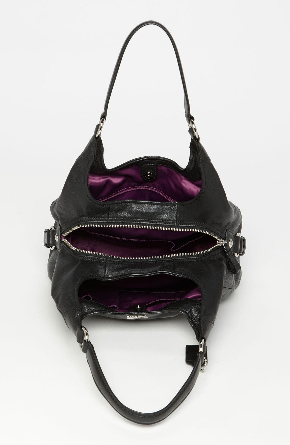 Alternate Image 3  - COACH 'Madison - Maggie' Leather Hobo