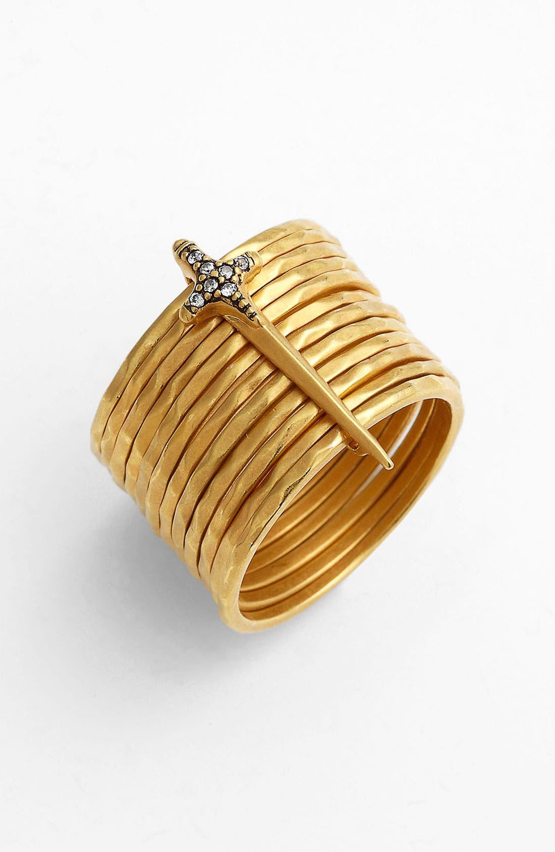 Alternate Image 1 Selected - Rachel Roy & Deepak Chopra Stack Ring