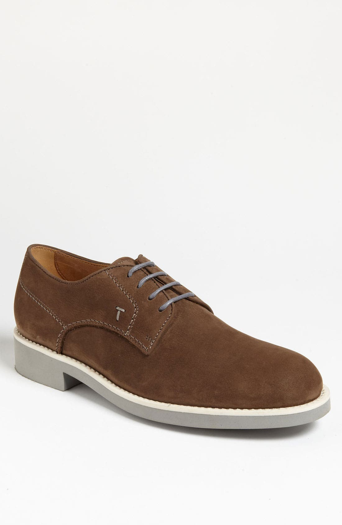 Alternate Image 1 Selected - Tod's Suede Buck Shoe