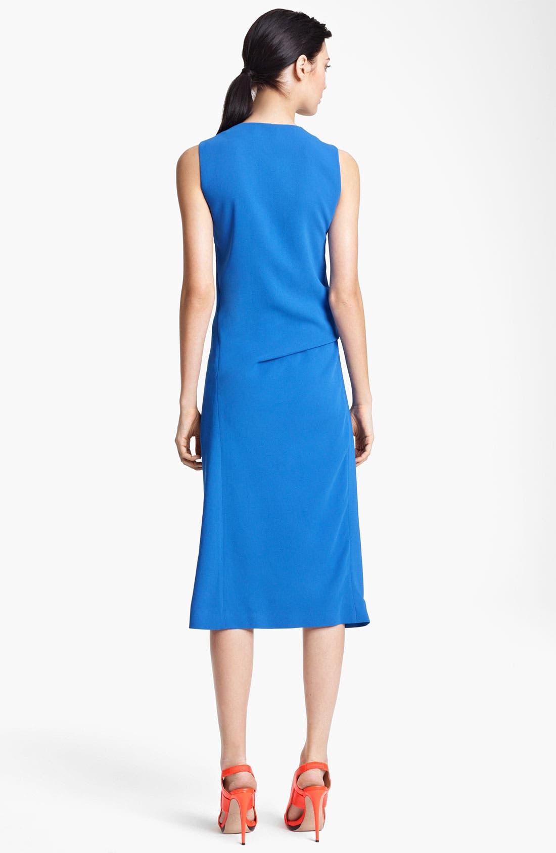Alternate Image 2  - Reed Krakoff Matte Jersey Dress