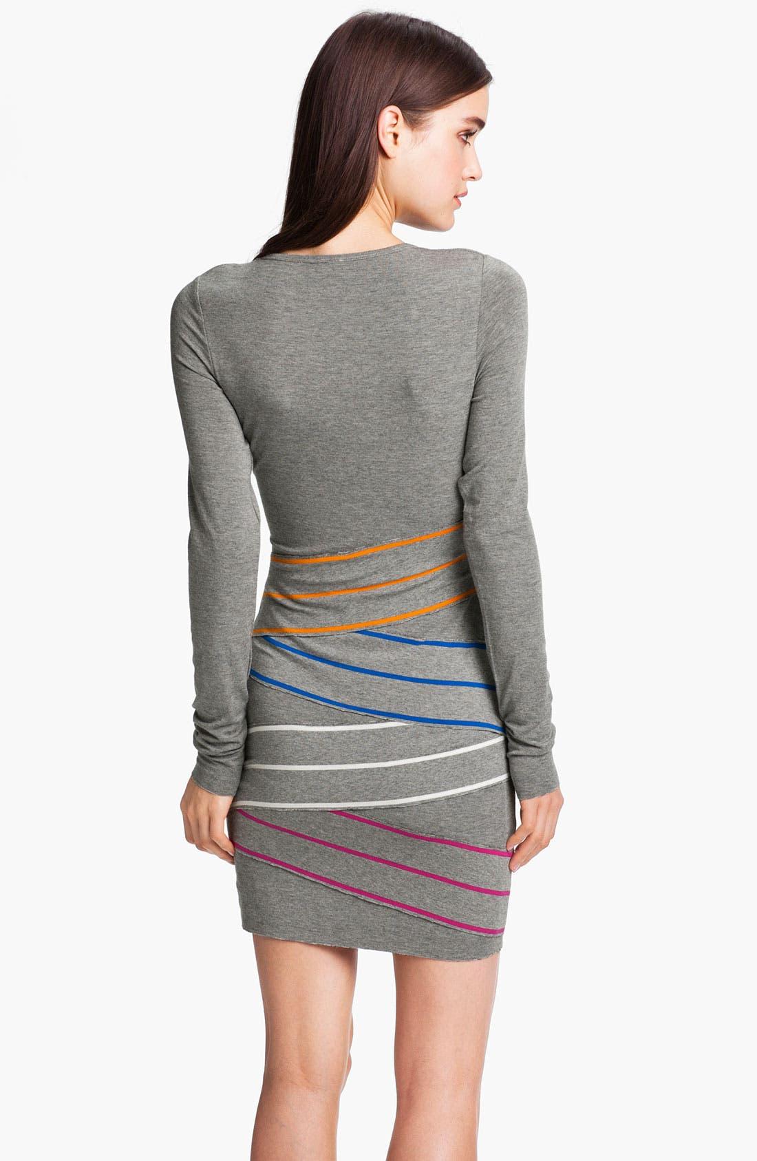 Alternate Image 2  - B44 Dressed by Bailey 44 'Triathlon' Multi Stripe Jersey Dress