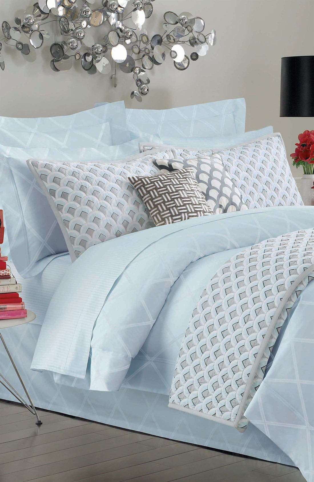 Alternate Image 2  - kate spade new york 'magnolia park' 300 thread count duvet cover