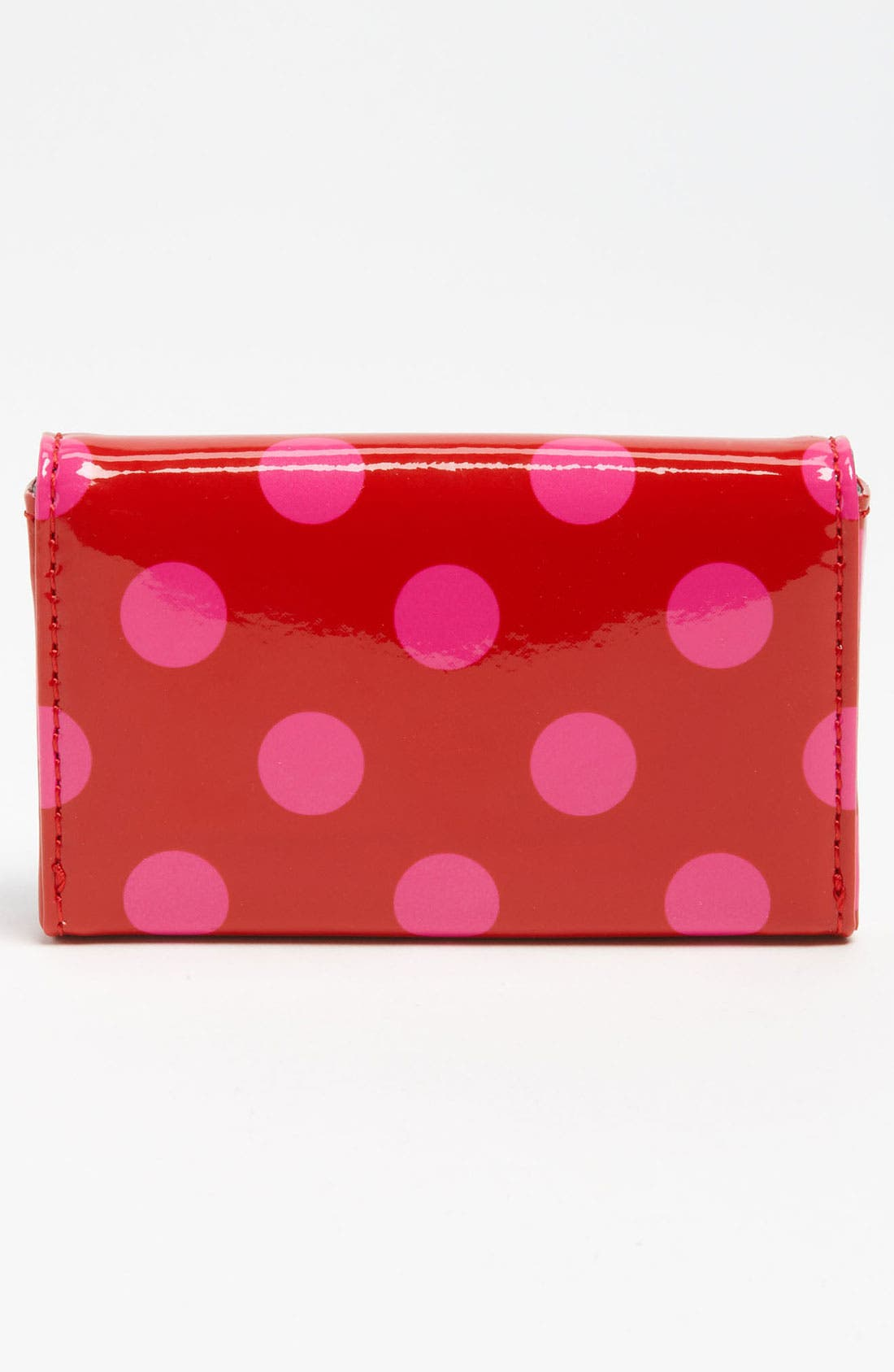 Alternate Image 4  - kate spade new york 'carlisle street - holly' card case