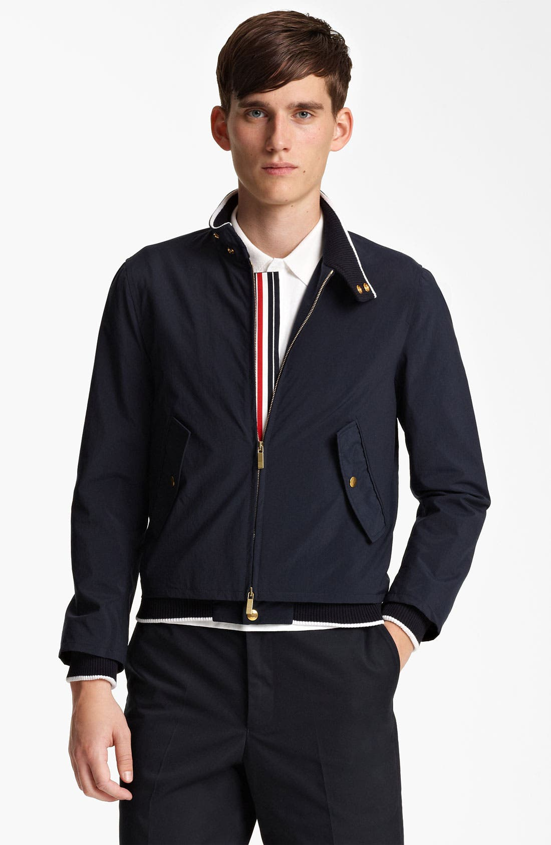 Alternate Image 1 Selected - Thom Browne Barracuda Jacket