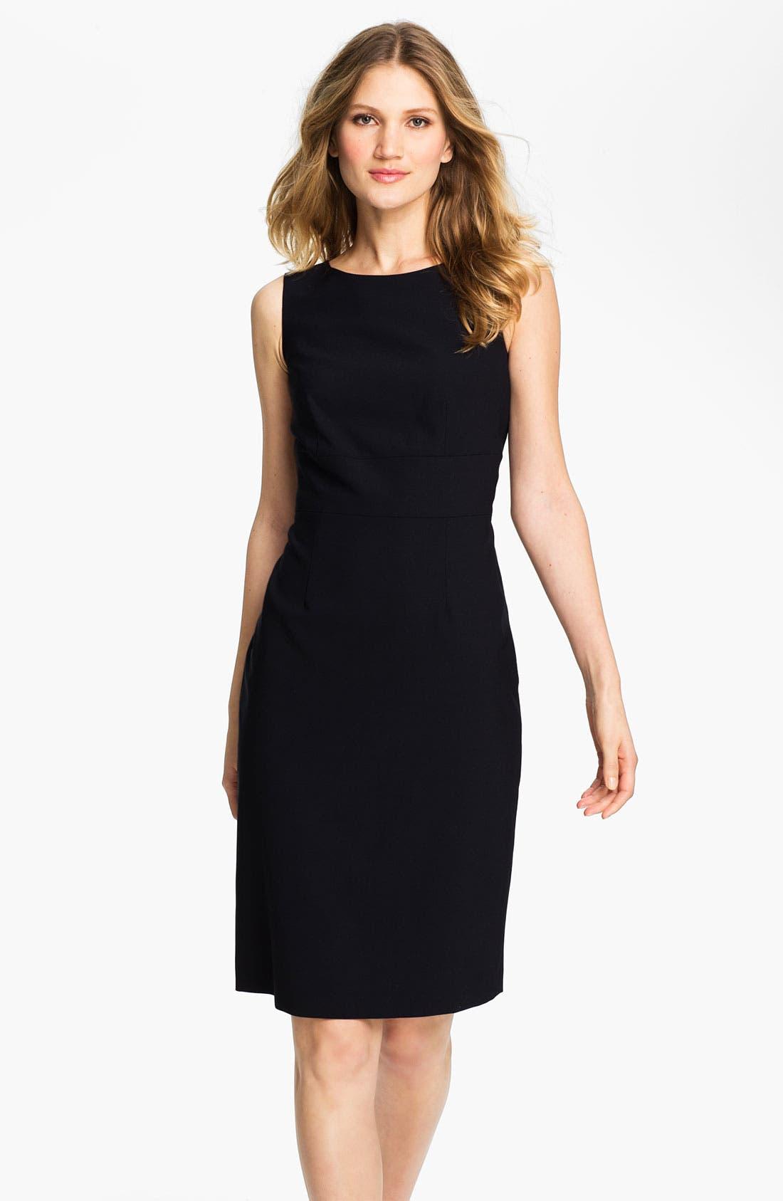 Alternate Image 1 Selected - Santorelli 'Luna' Sheath Dress