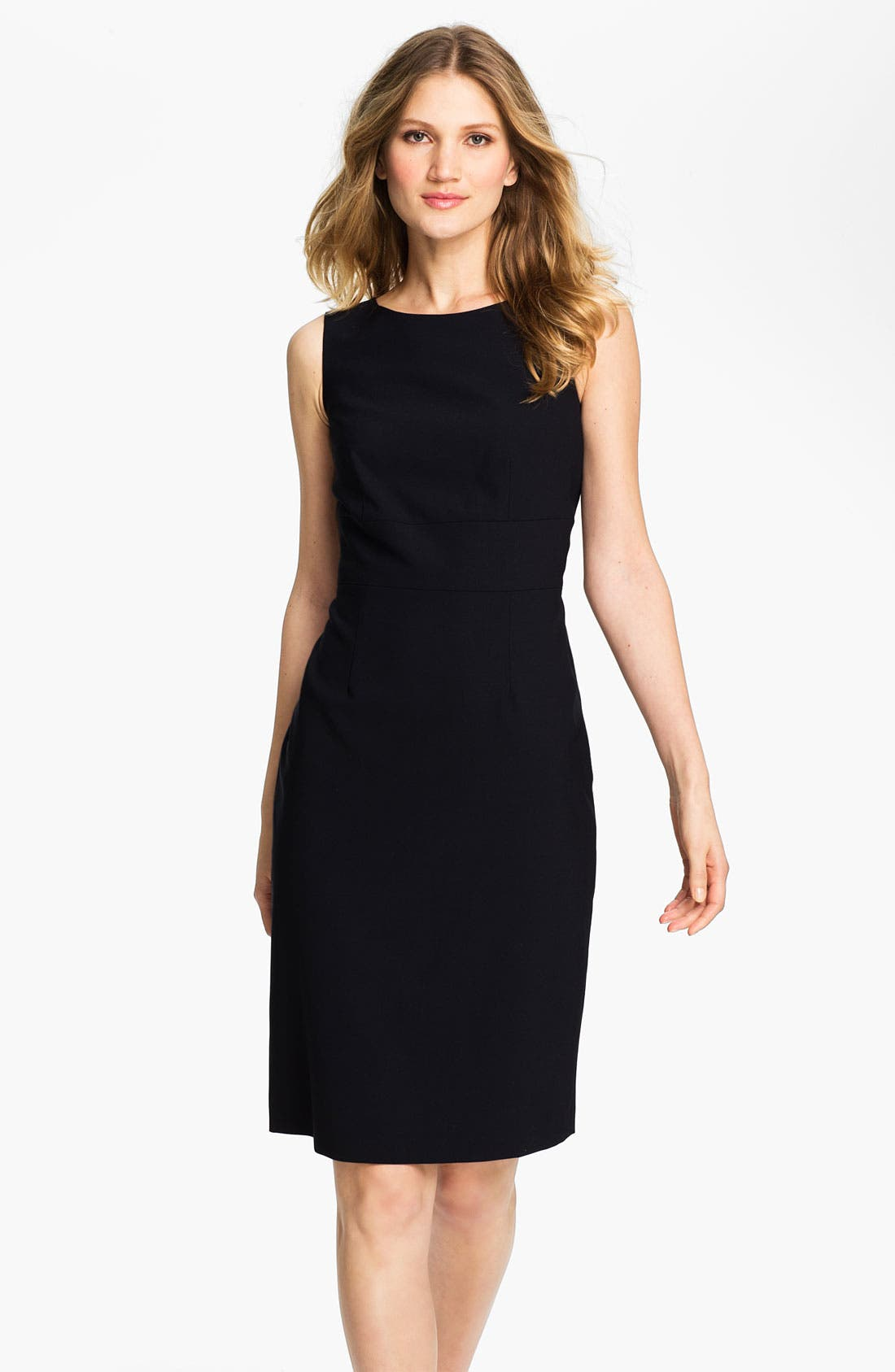 Main Image - Santorelli 'Luna' Sheath Dress