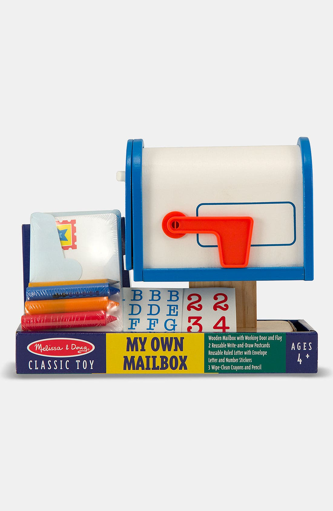 Alternate Image 3  - Melissa & Doug 'My Own Mailbox' Toy