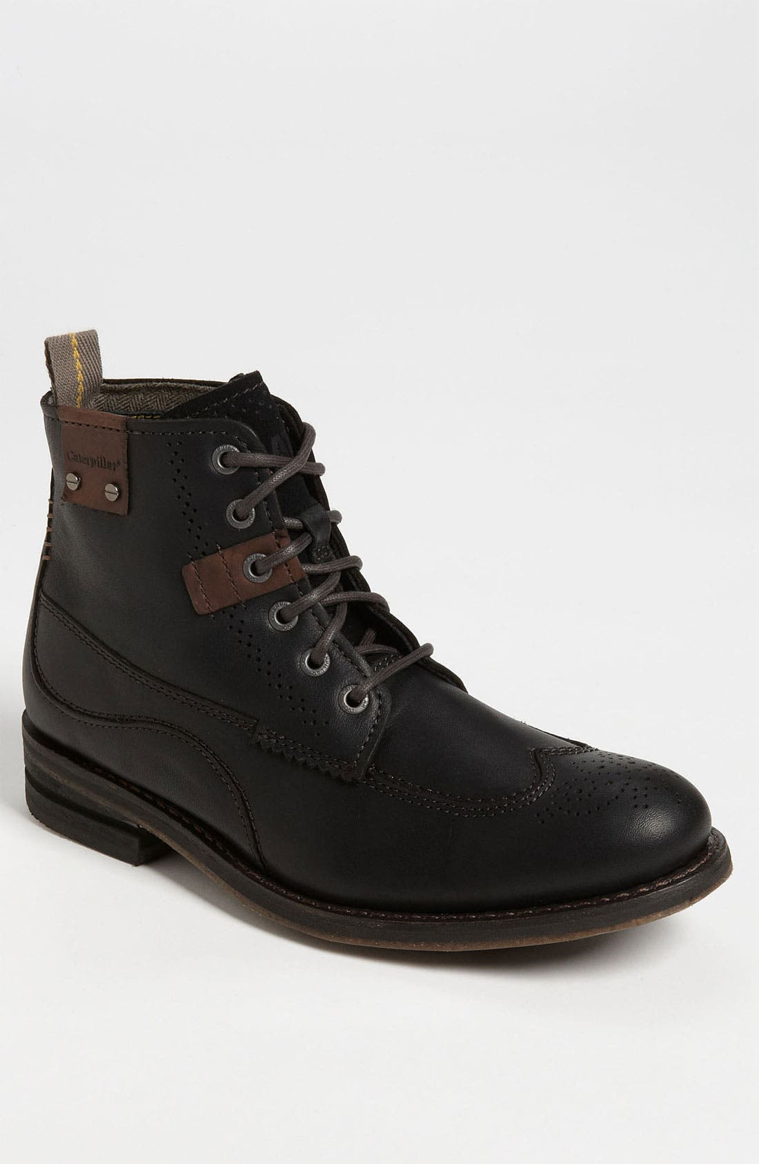 Alternate Image 1 Selected - Caterpillar 'Isaac' Wingtip Boot (Online Only) (Men)