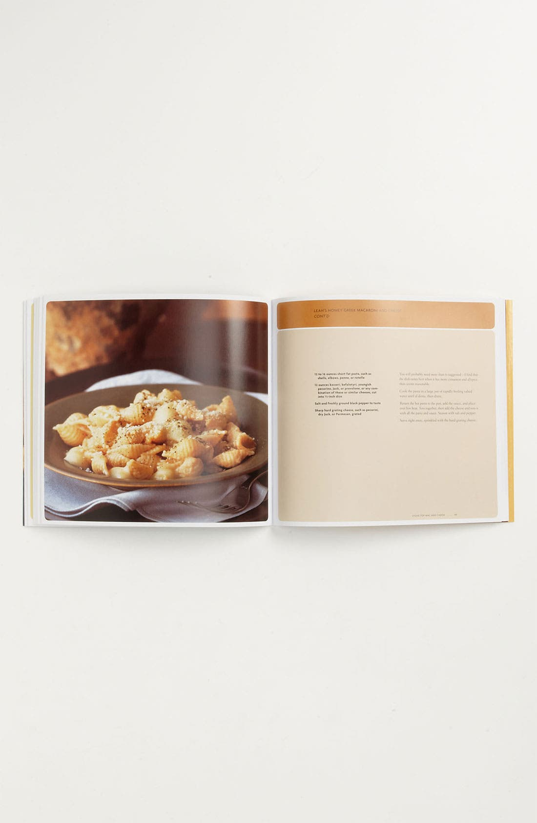 Alternate Image 2  - 'Macaroni & Cheese' Cookbook