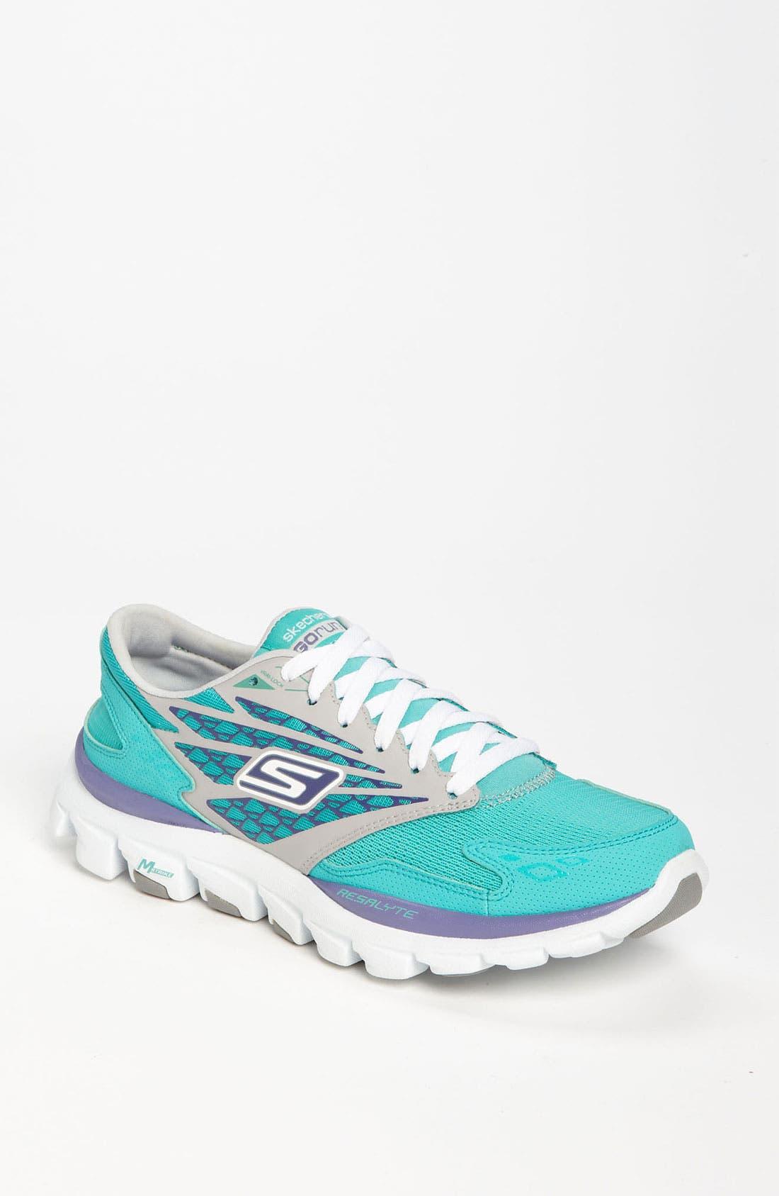 Alternate Image 1 Selected - SKECHERS 'GOrun Ride' Running Shoe (Women)