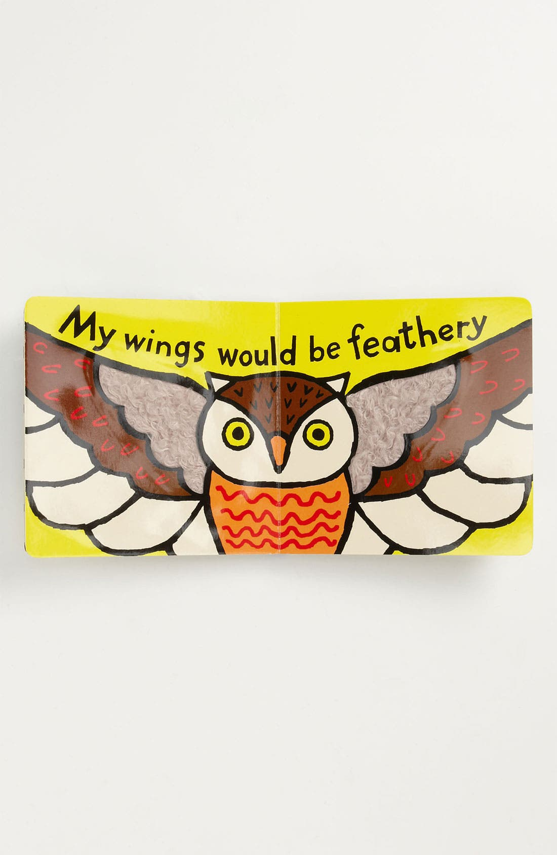 Alternate Image 2  - 'If I Were an Owl' Touch & Feel Board Book