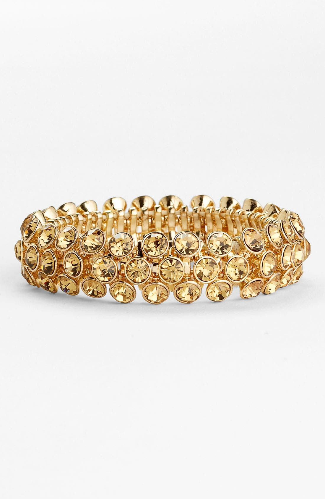 Alternate Image 1 Selected - Anne Klein Stretch Bracelet