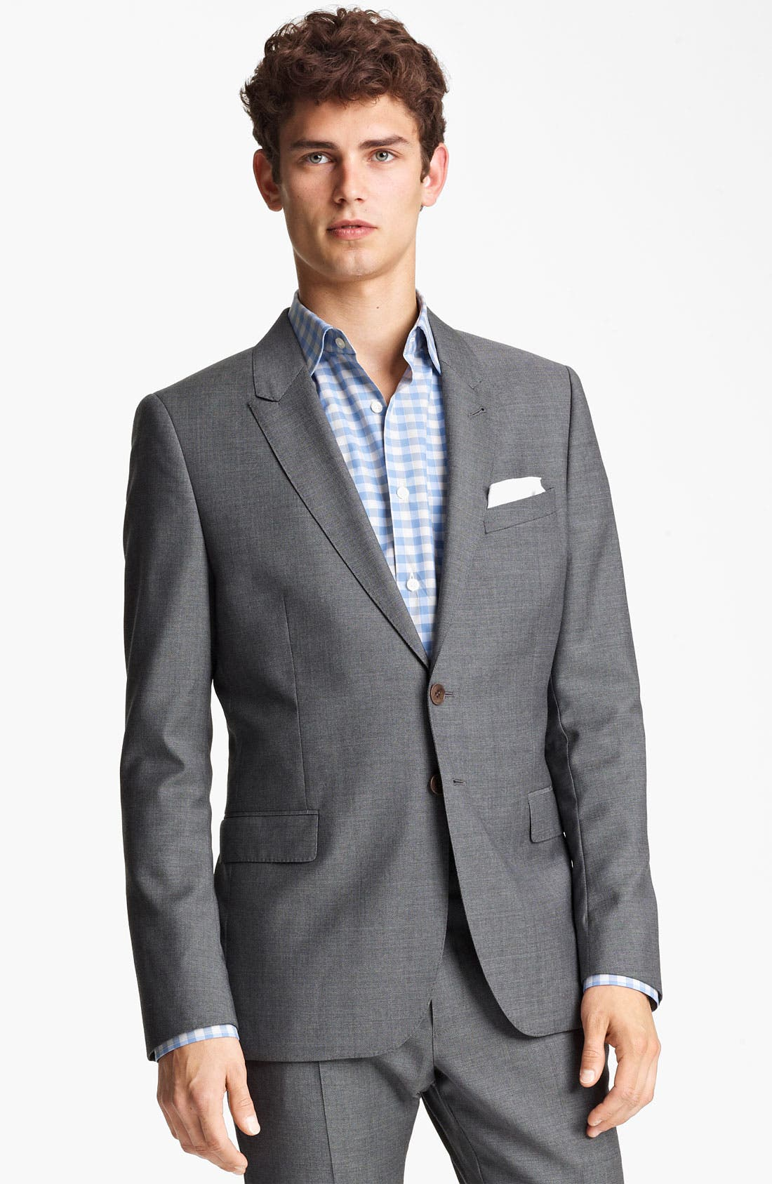 Alternate Image 1 Selected - PS Paul Smith Wool Blazer