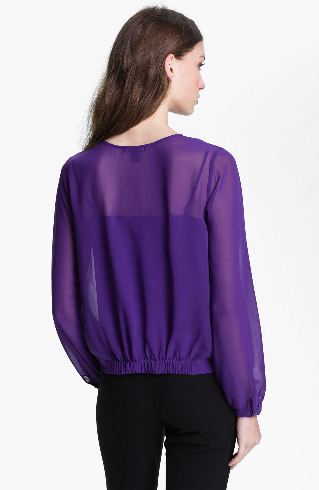 Alternate Image 2  - Kenneth Cole New York 'Candace' Blouse & Camisole