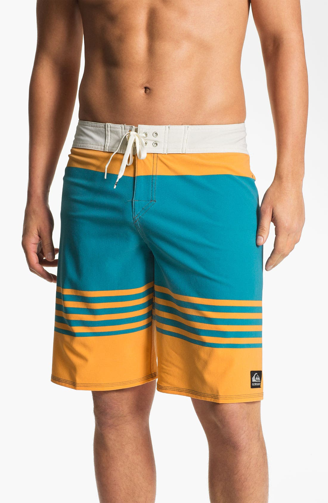 Alternate Image 1 Selected - Quiksilver 'Cypher Reynolds Revolt' Board Shorts