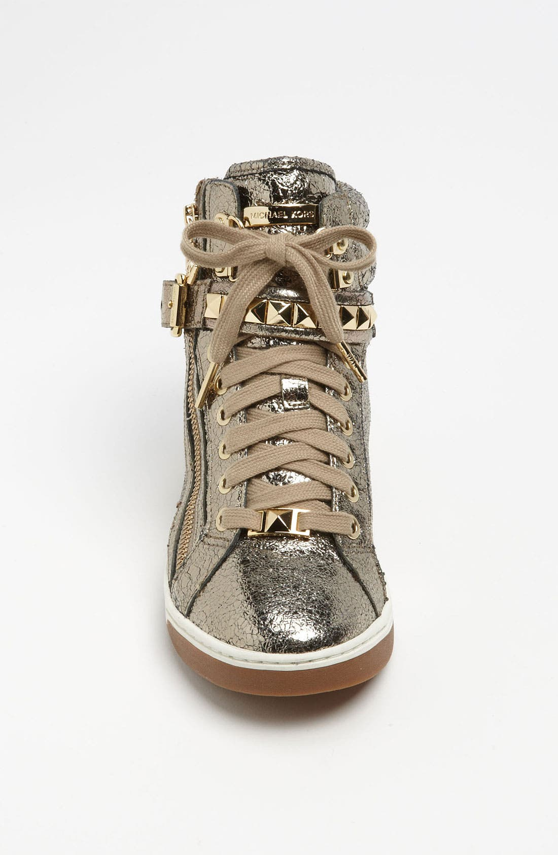 Alternate Image 3  - MICHAEL Michael Kors 'Glam' High Top Sneaker
