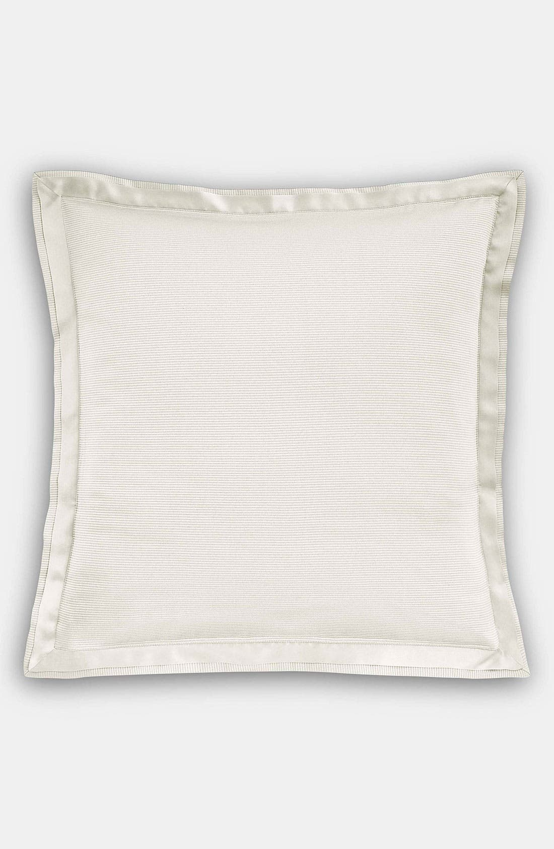 Alternate Image 1 Selected - Donna Karan 'Ottoman' Euro Sham (Online Only)