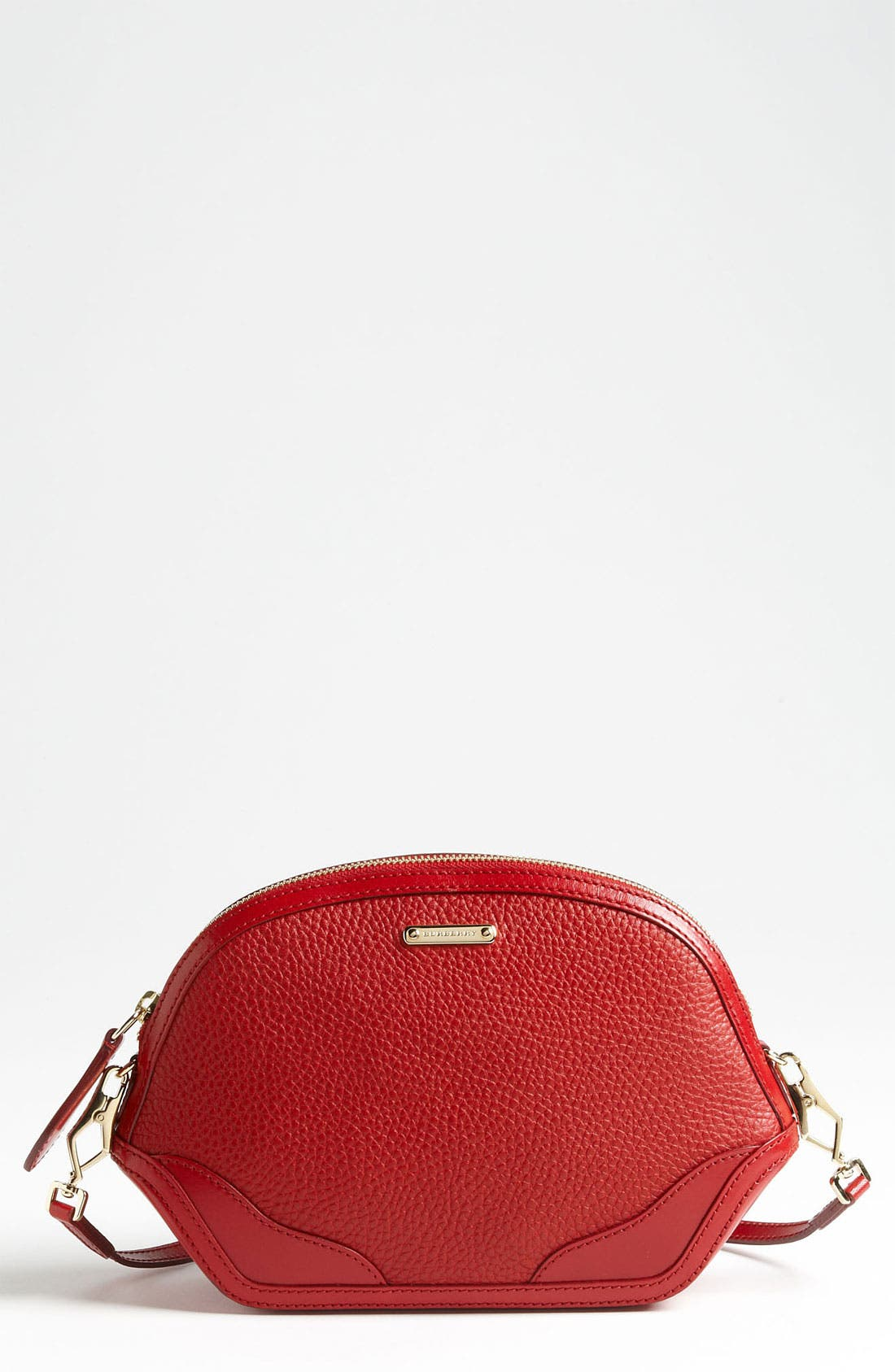 Main Image - Burberry 'London Grainy' Leather Crossbody Bag