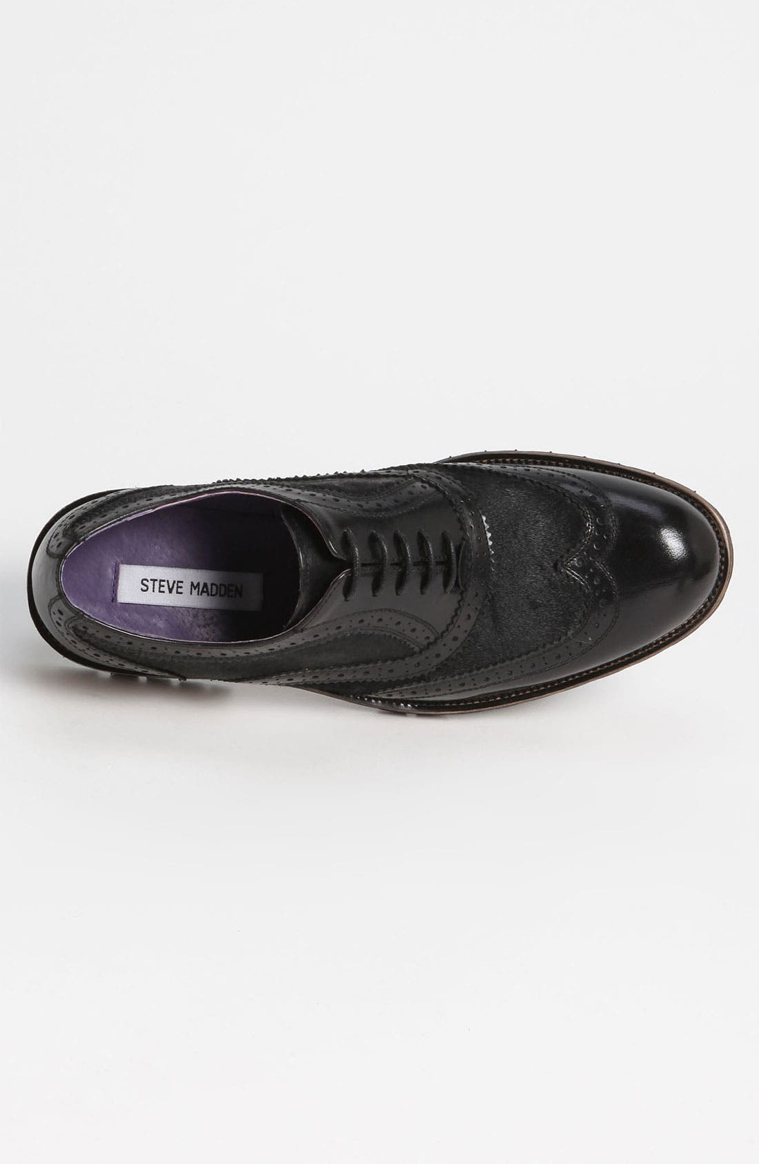 Alternate Image 3  - Steve Madden 'Persey' Wingtip (Online Exclusive)