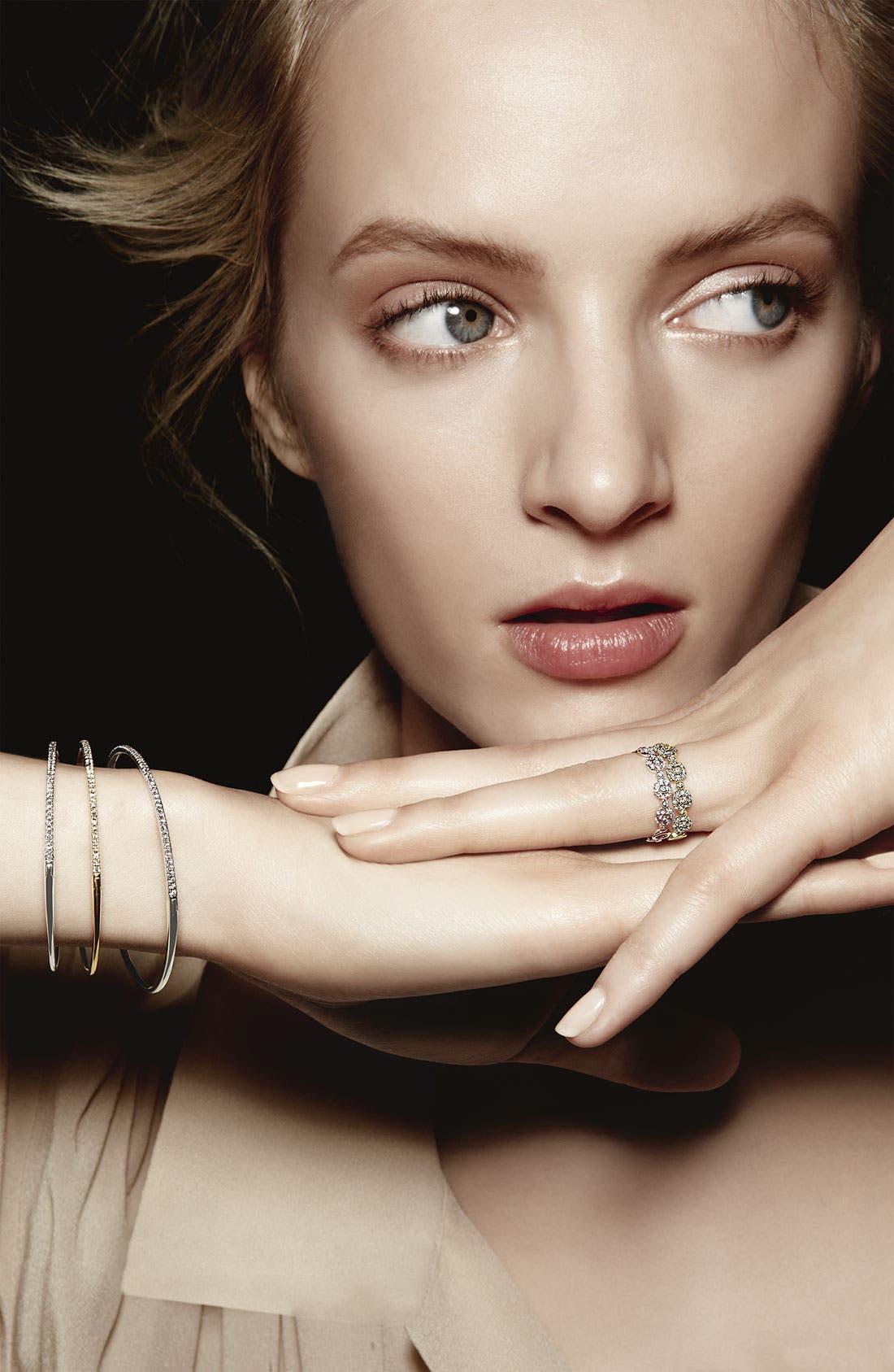 Alternate Image 3  - Bony Levy Adina Stackable Round Diamond Ring (Nordstrom Exclusive)