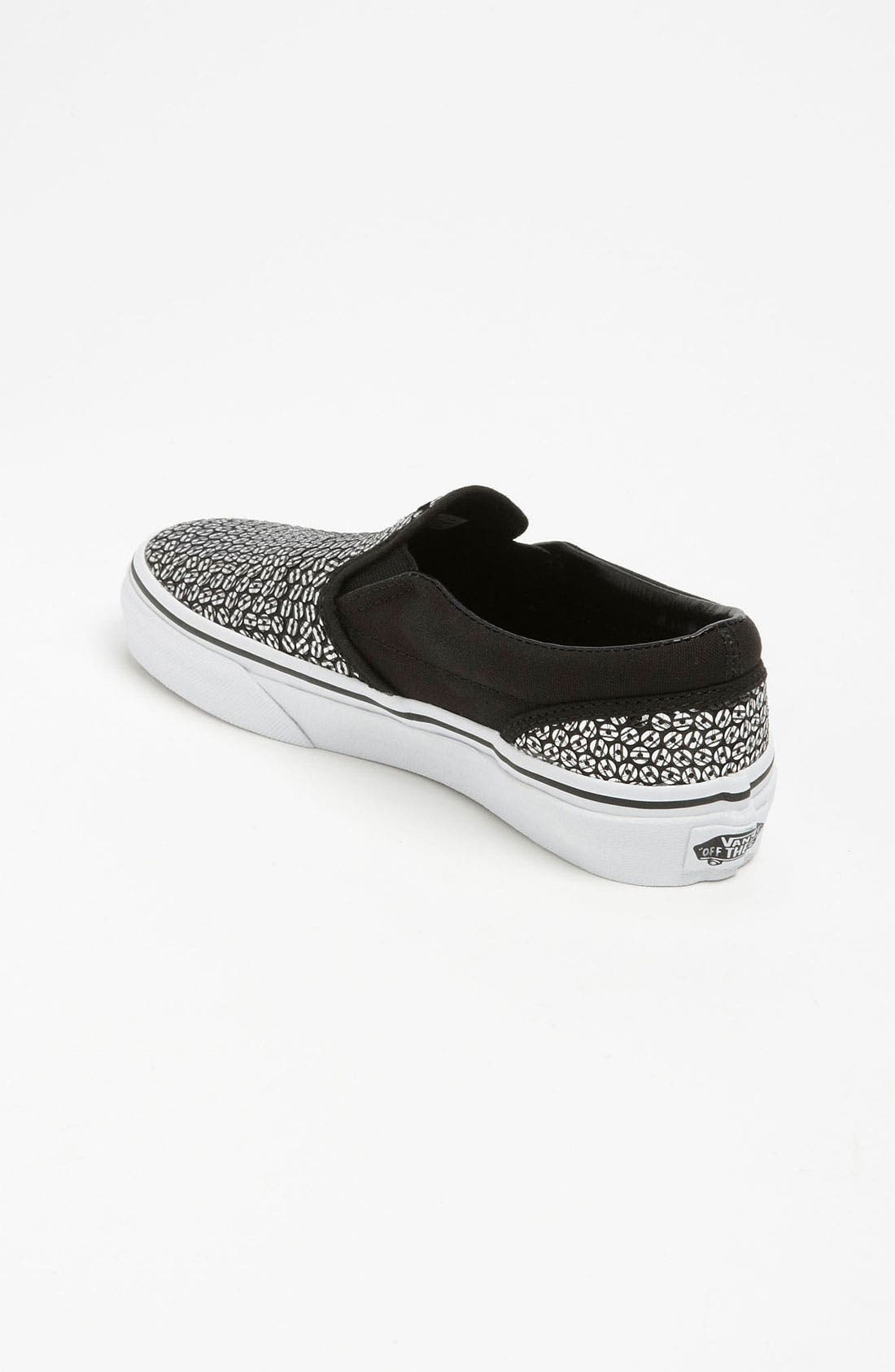 Alternate Image 2  - Vans 'Classic' Slip-On (Toddler, Little Kid & Big Kid)
