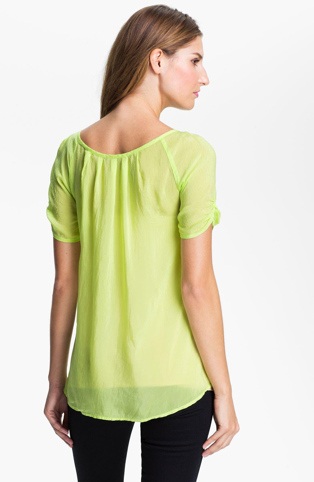 Alternate Image 2  - Barbara Lesser Embellished Blouse