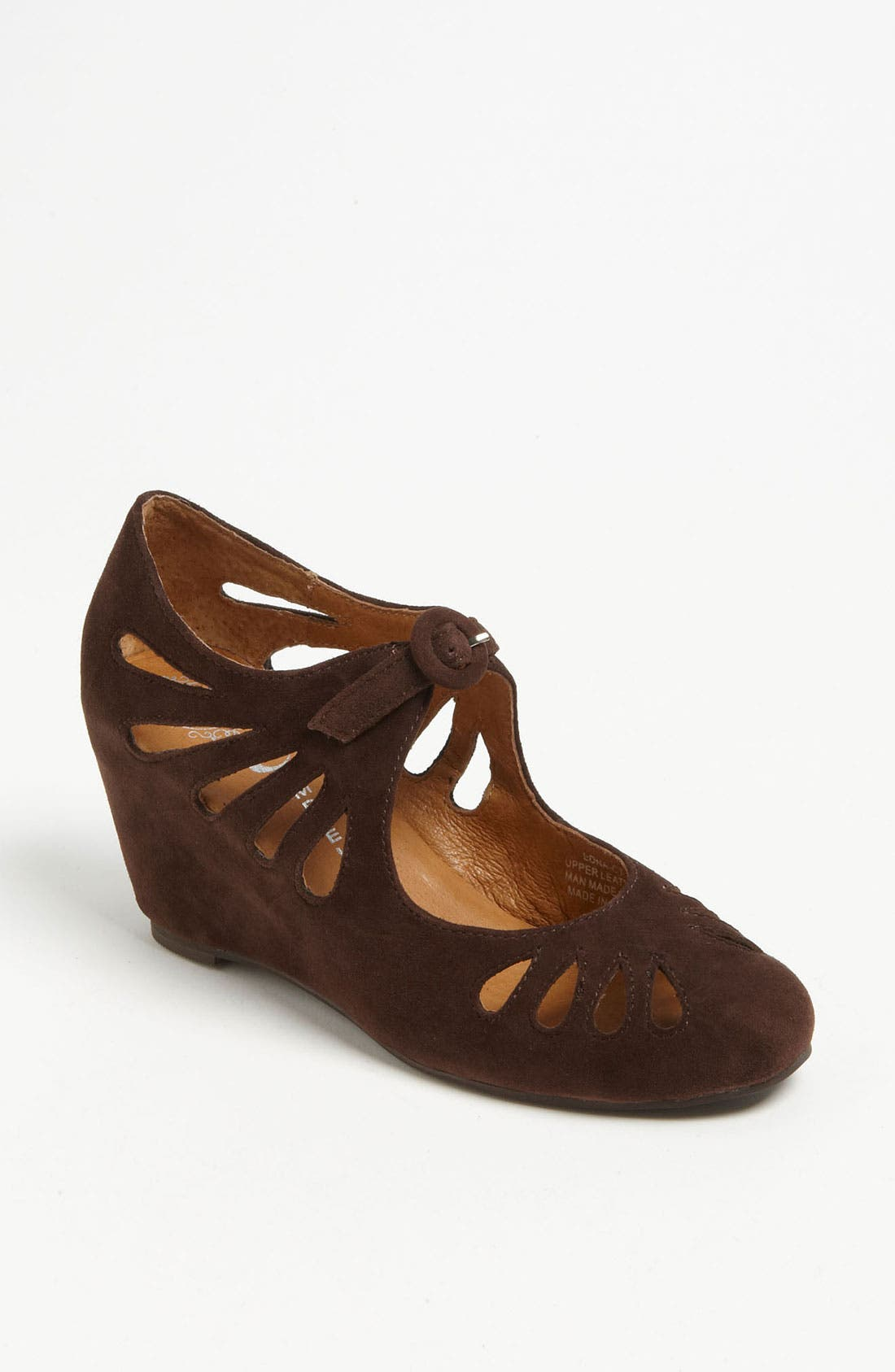 Alternate Image 1 Selected - Jeffrey Campbell 'Edna' Wedge