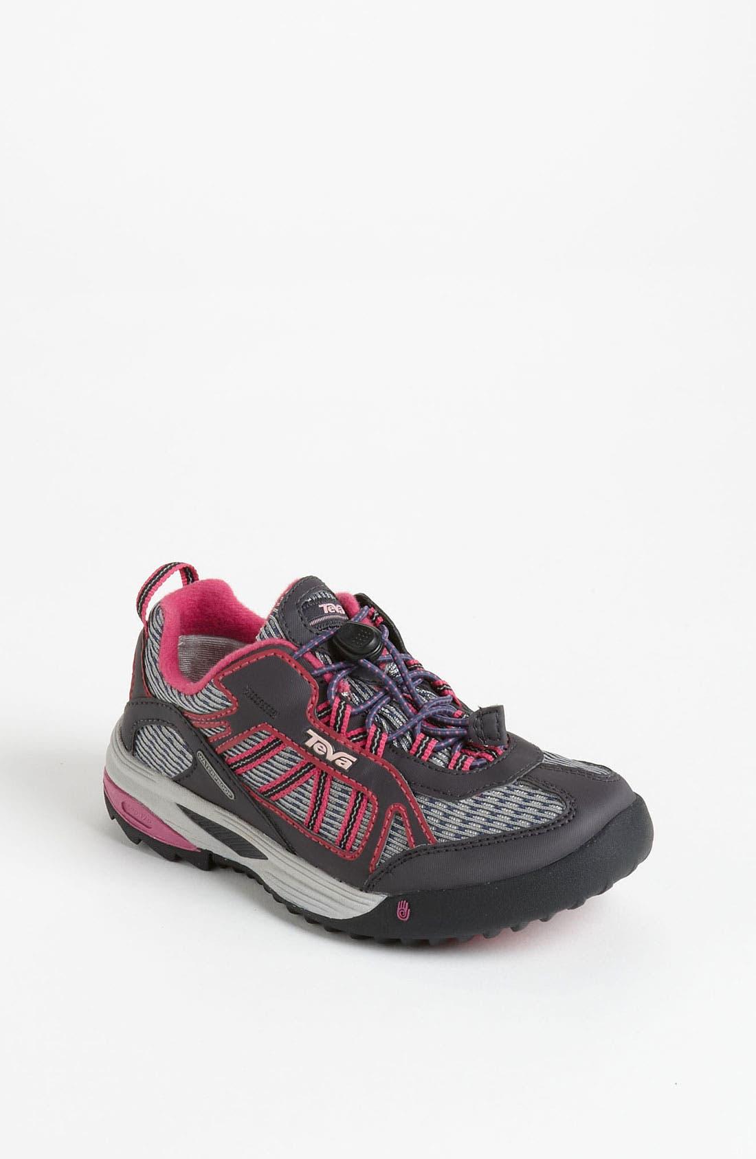 Alternate Image 1 Selected - Teva 'Charge' Waterproof Sneaker (Toddler & Little Kid)
