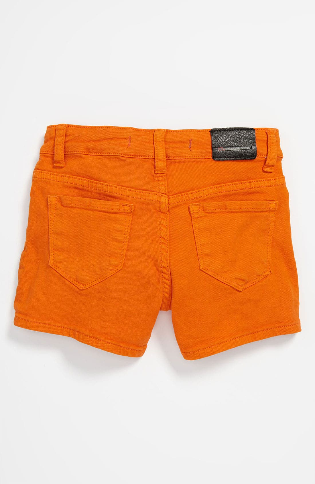 Alternate Image 1 Selected - !iT JEANS Five Pocket Shorts (Little Girls)