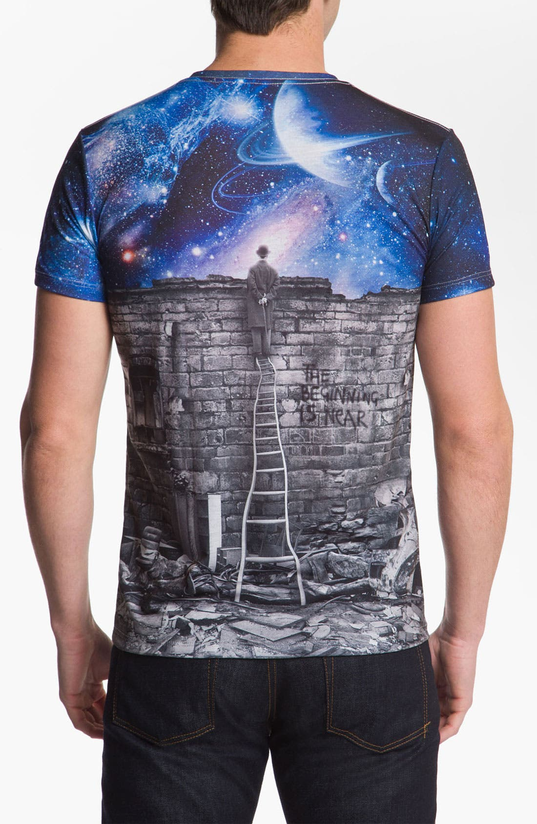 Alternate Image 2  - Imaginary Foundation 'Sublimation - Beginning' T-Shirt