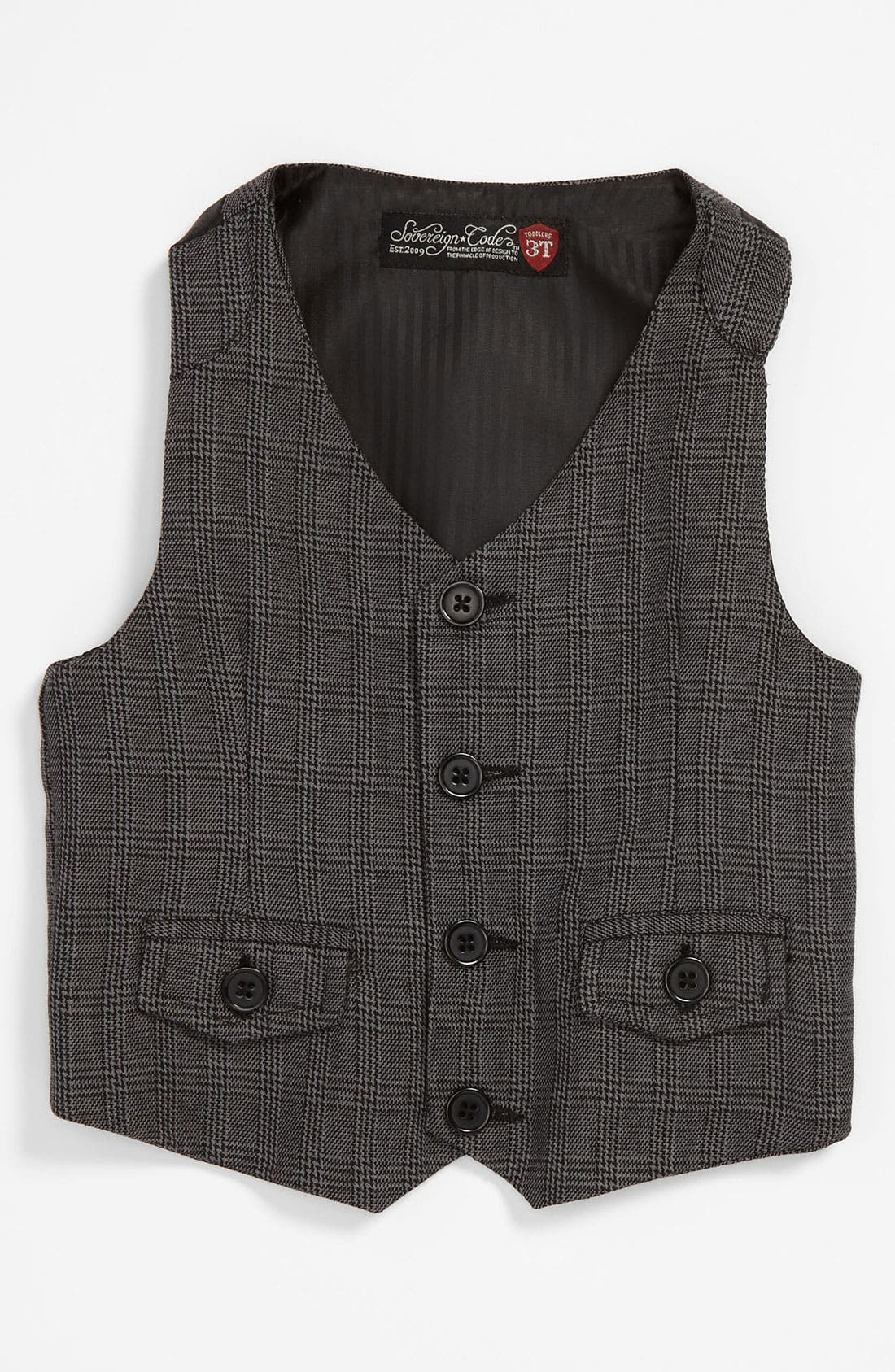 Main Image - Sovereign Code 'Tate' Vest (Toddler)