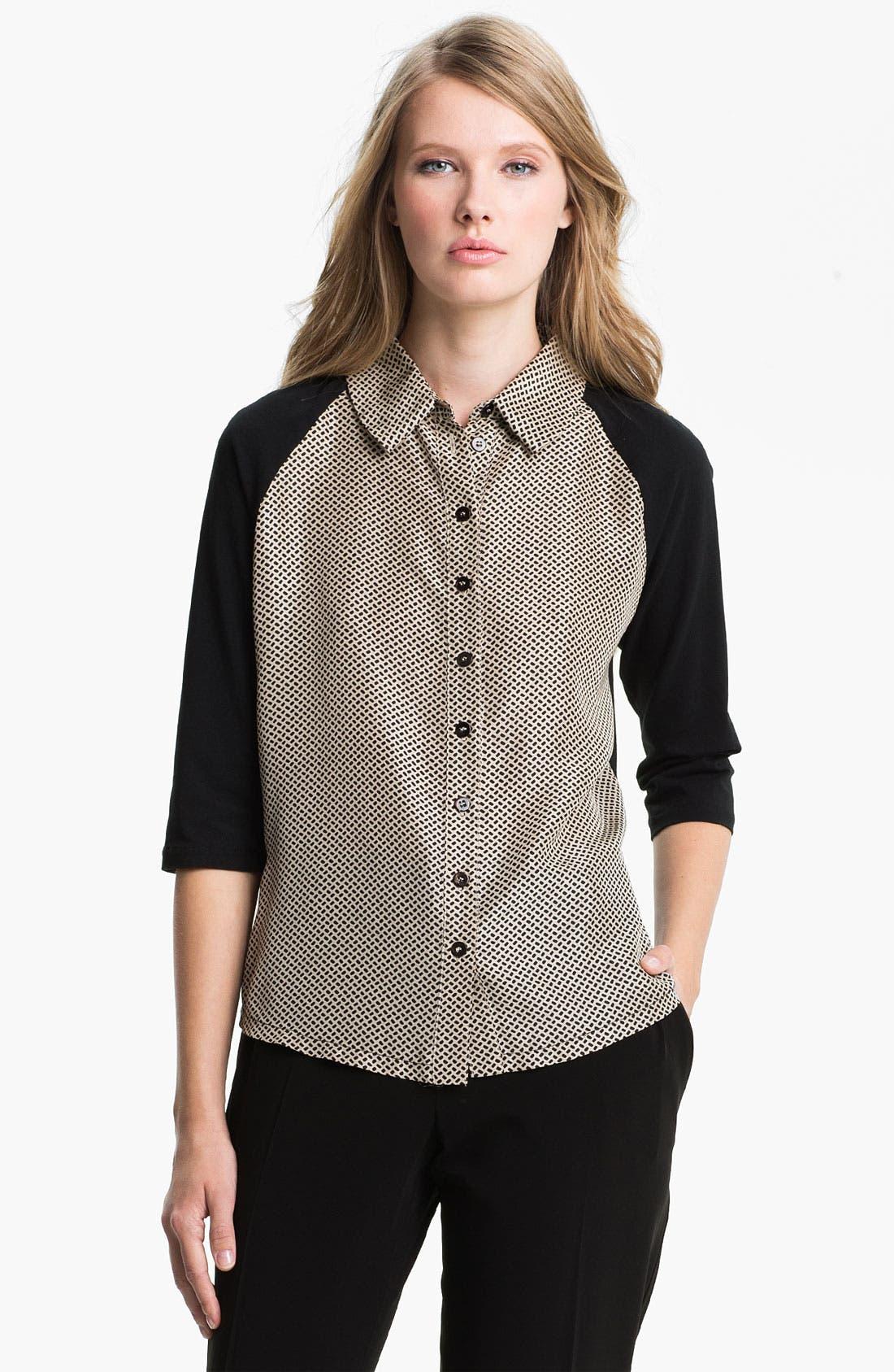 Alternate Image 1 Selected - Weekend Max Mara 'Rossan' Shirt