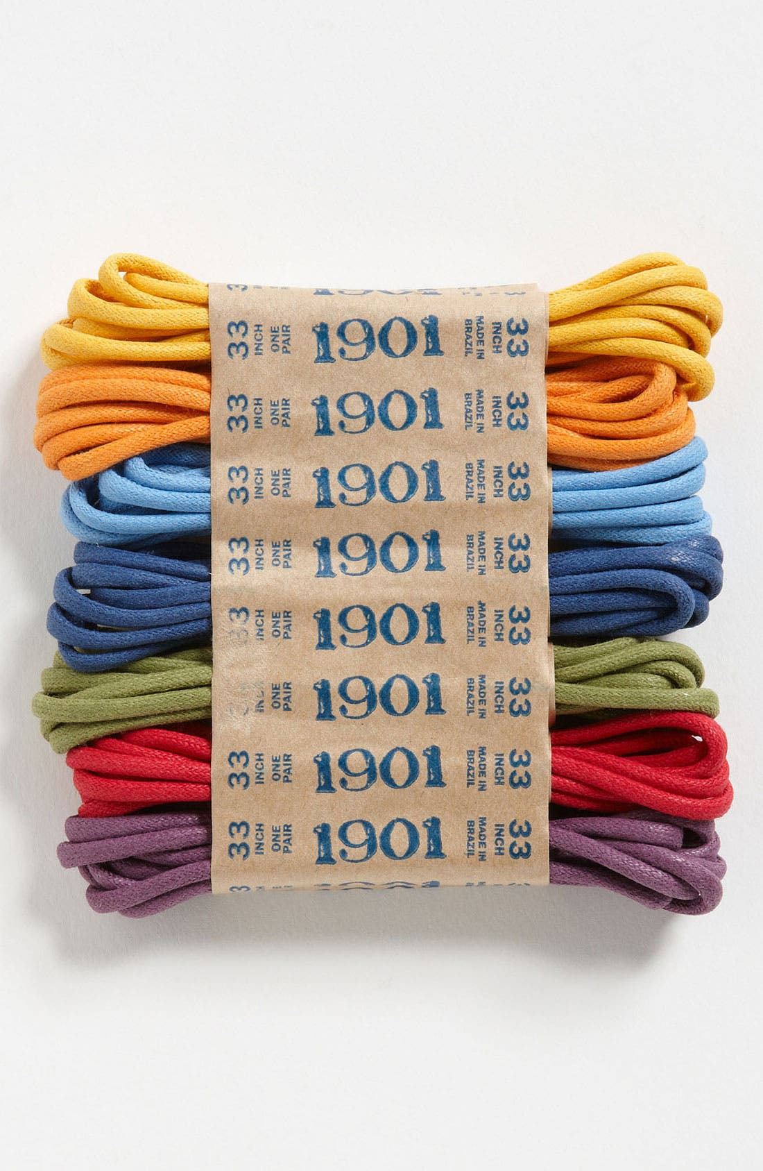 Alternate Image 1 Selected - 1901 Shoelaces (7-Pack)