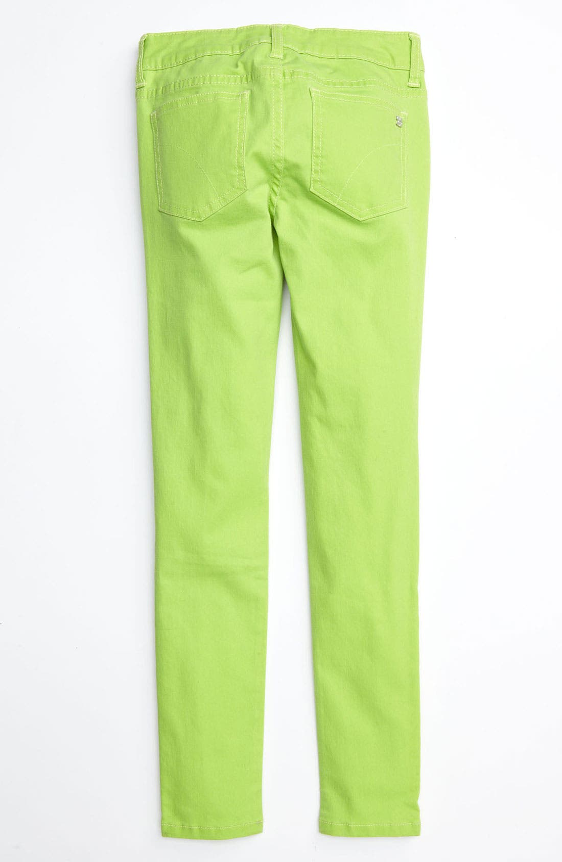 Alternate Image 1 Selected - Joe's Neon Denim Jeggings (Little Girls)
