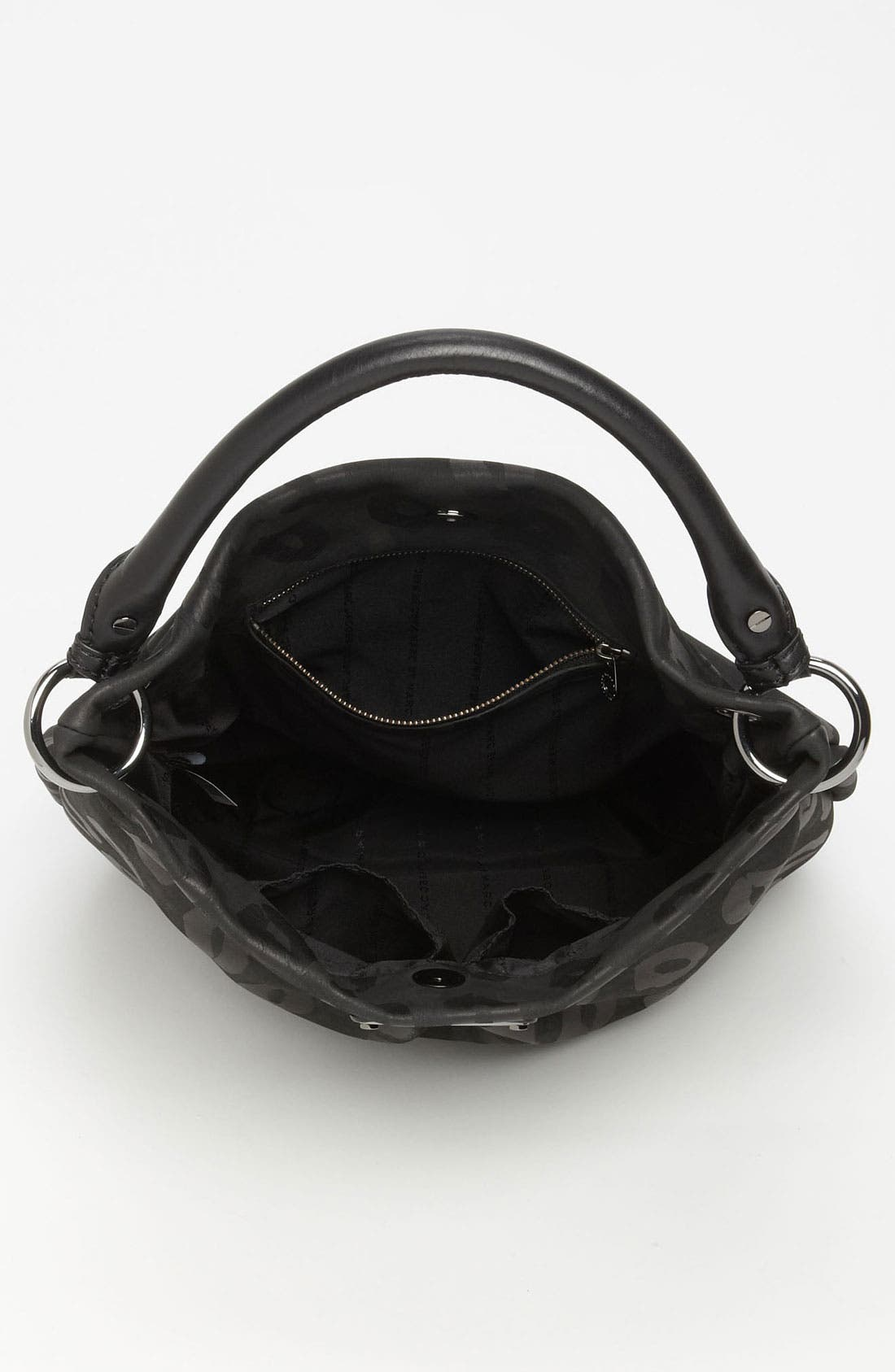 Alternate Image 3  - MARC BY MARC JACOBS 'Classic Q - Smack Hillier' Leather Hobo