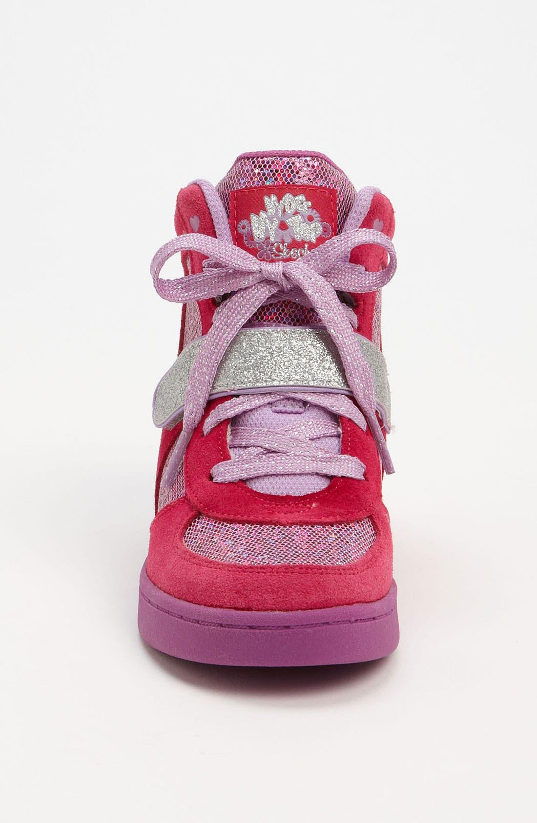 Alternate Image 3  - SKECHERS 'Plus 2' Wedge Sneaker (Little Kid)