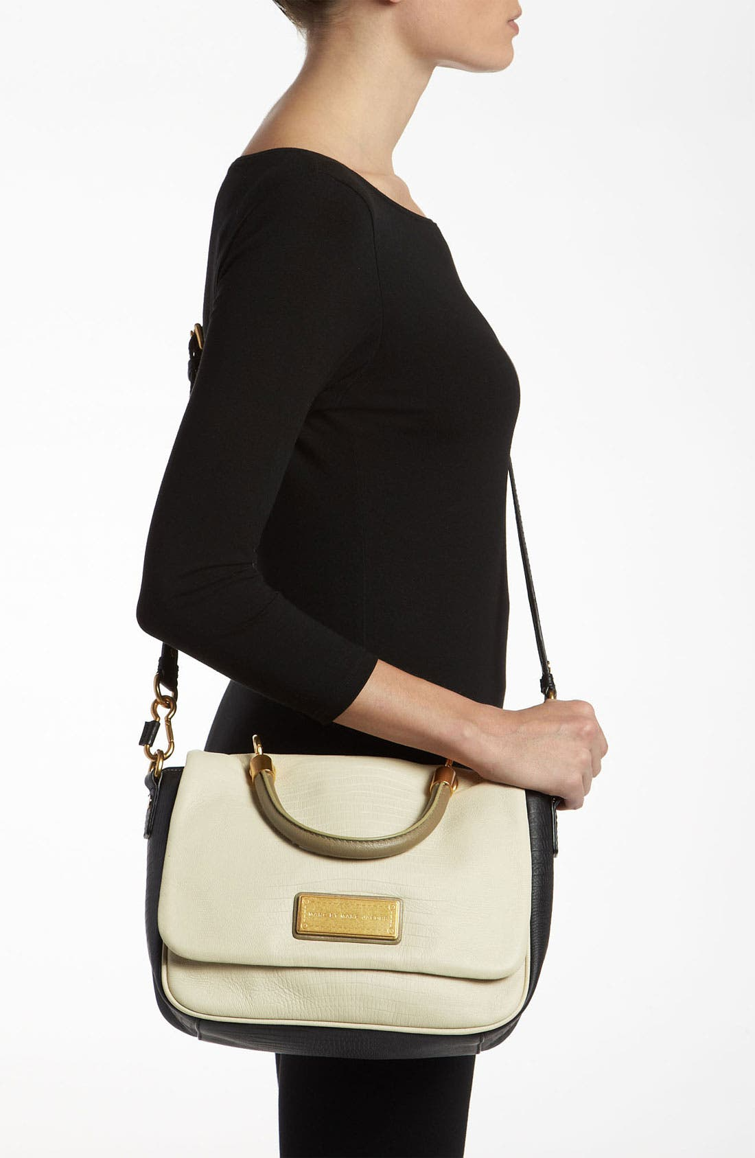 Alternate Image 2  - MARC BY MARC JACOBS 'Too Hot to Handle - Small' Top Handle Satchel