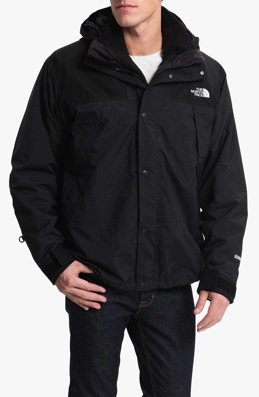 Alternate Image 1 Selected - The North Face 'Denali' TriClimate® 3-in-1 Jacket