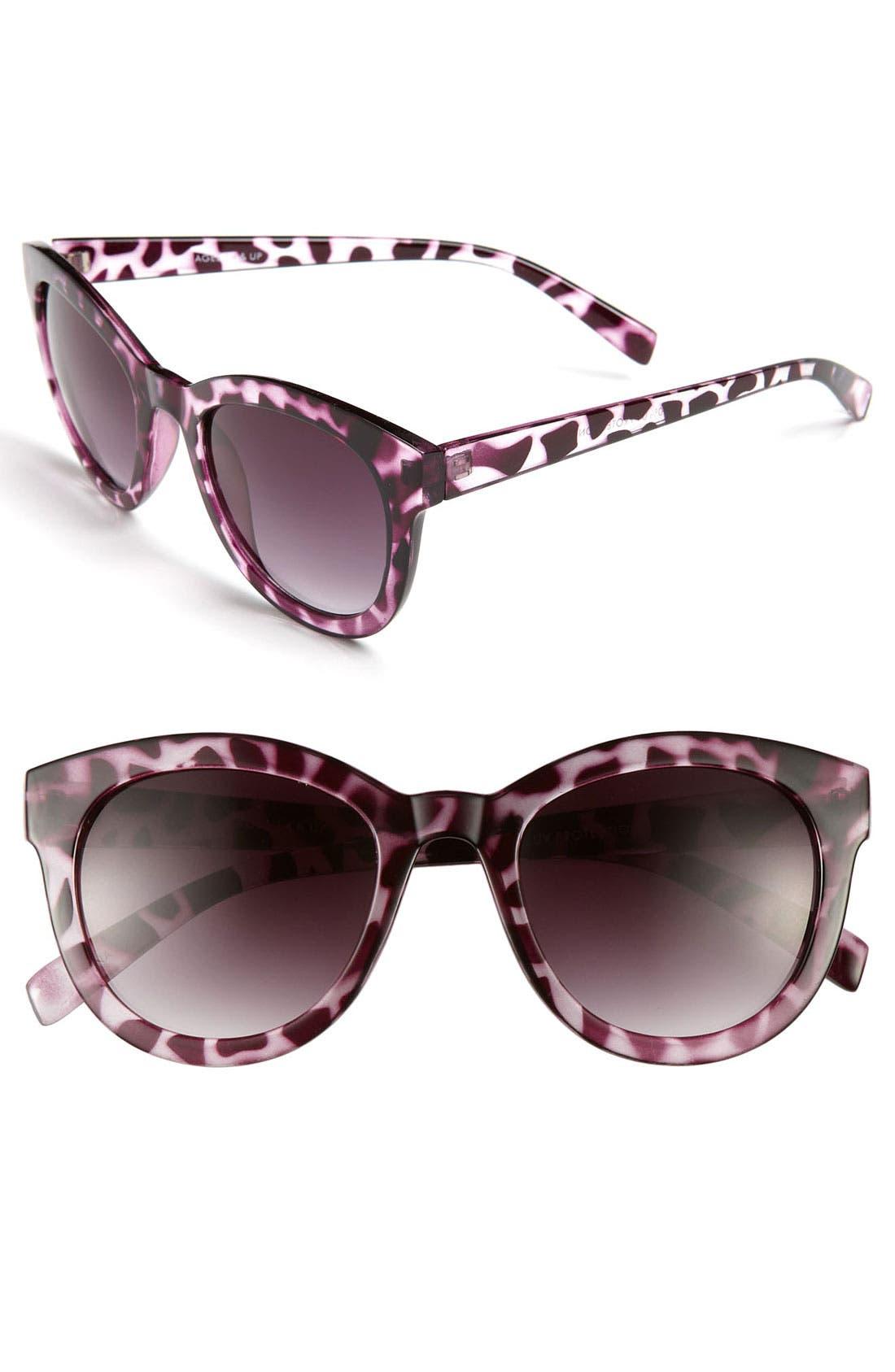 Main Image - FE NY 'Epsilon' Sunglasses