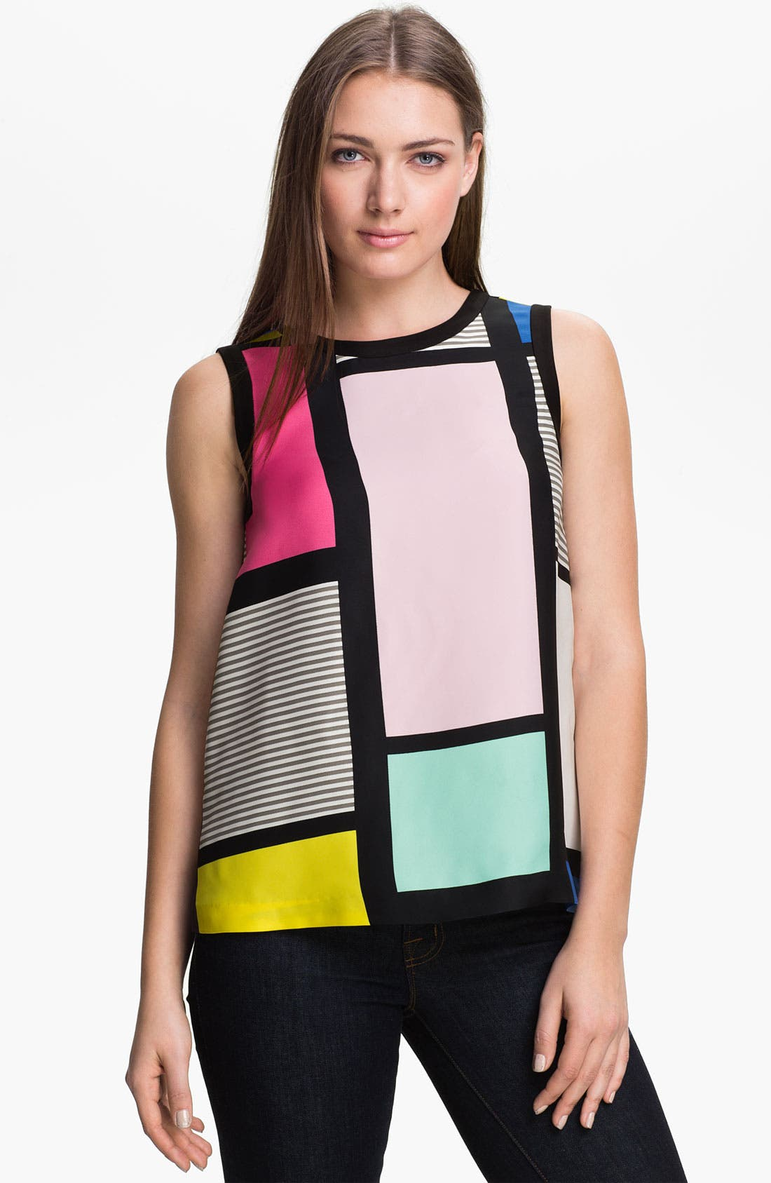 Main Image - kate spade new york 'carolina' top