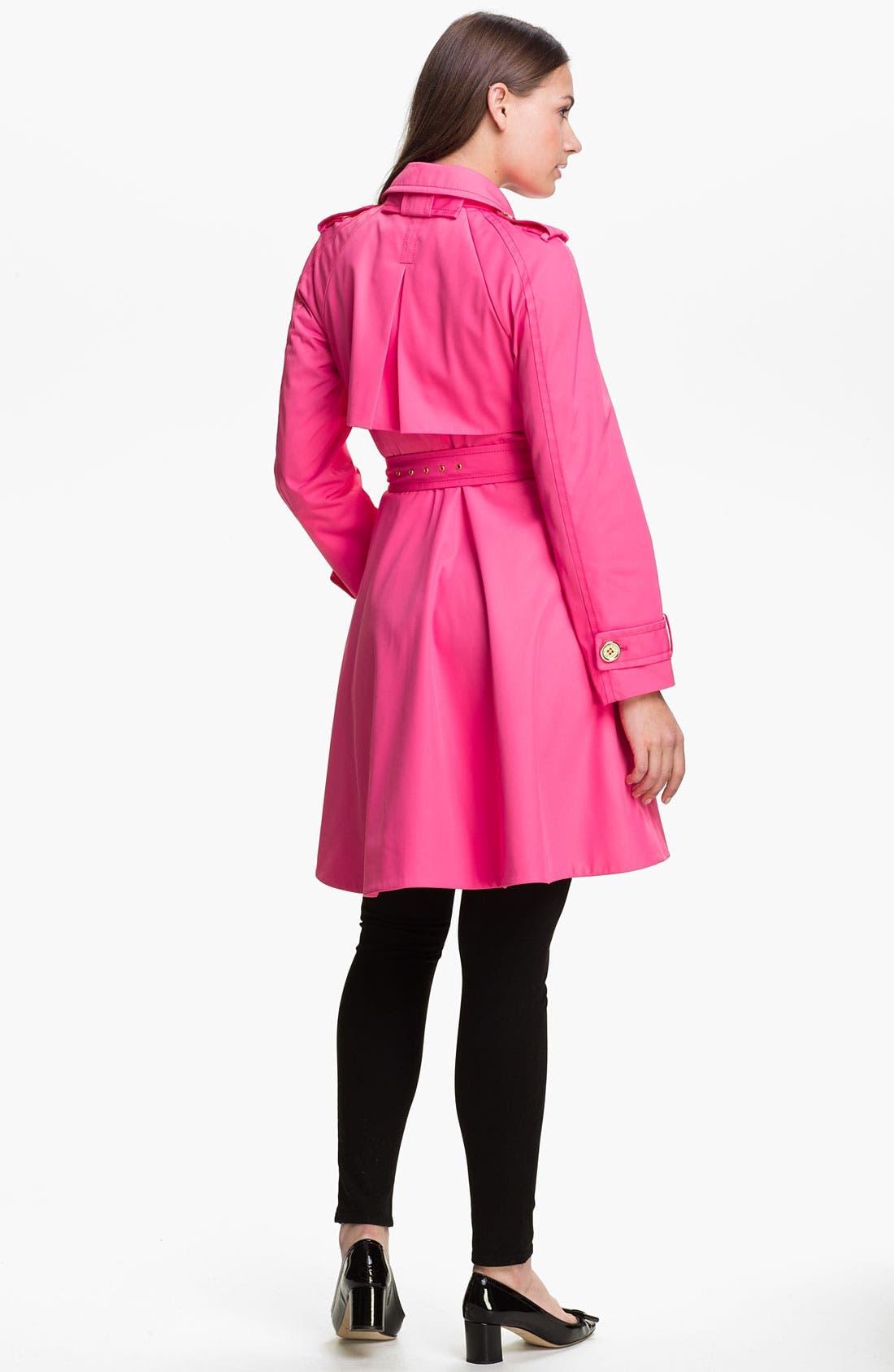 Alternate Image 2  - kate spade new york 'madeline' trench coat