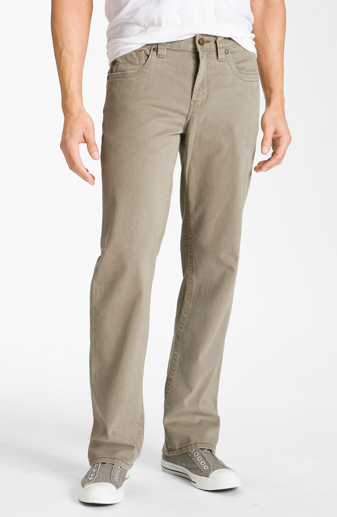 Alternate Image 1 Selected - Tommy Bahama Denim 'Twill Smith' Standard Fit Pants (Big & Tall)