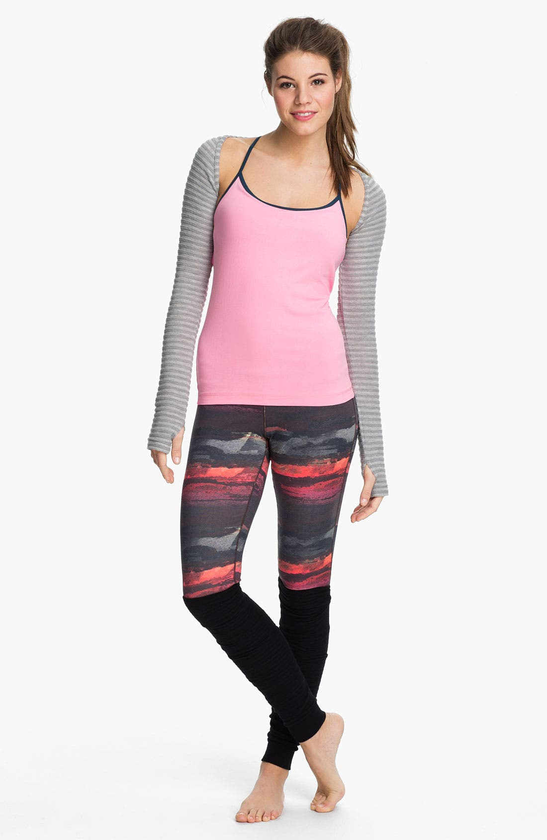 Alternate Image 3  - Unit-Y Print Leggings
