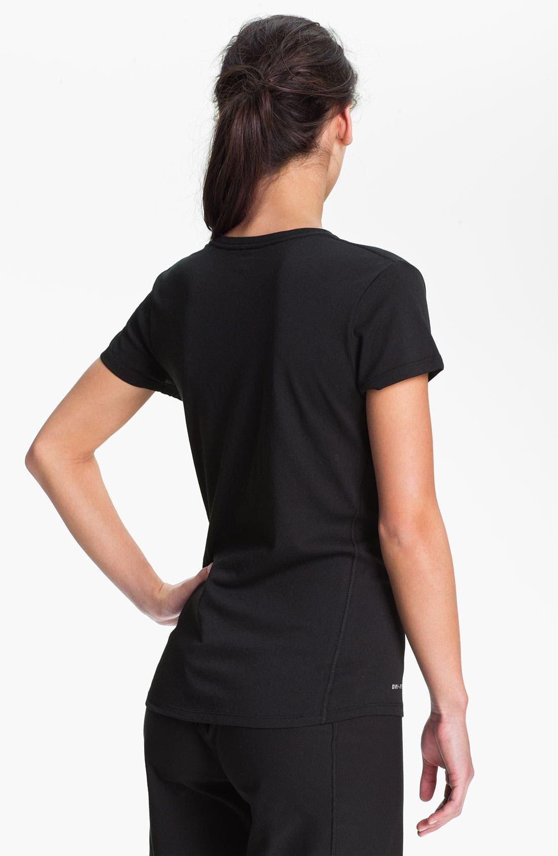 Alternate Image 2  - Nike 'Bunny' Short Sleeve Tee