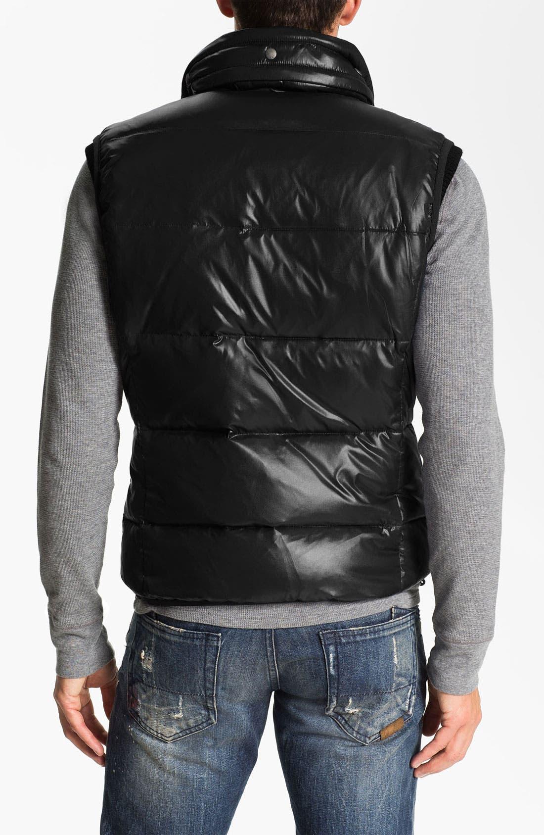 Alternate Image 2  - DIESEL® 'Weris' Puffer Vest