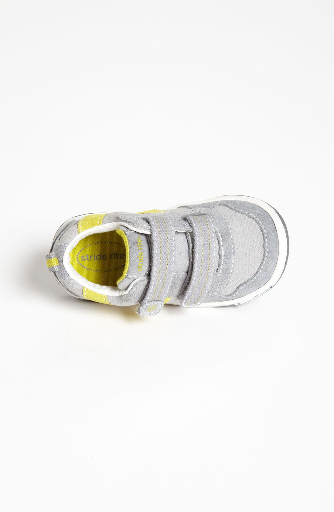 Alternate Image 3  - Stride Rite 'Jamison' Sneaker (Baby, Walker & Toddler)