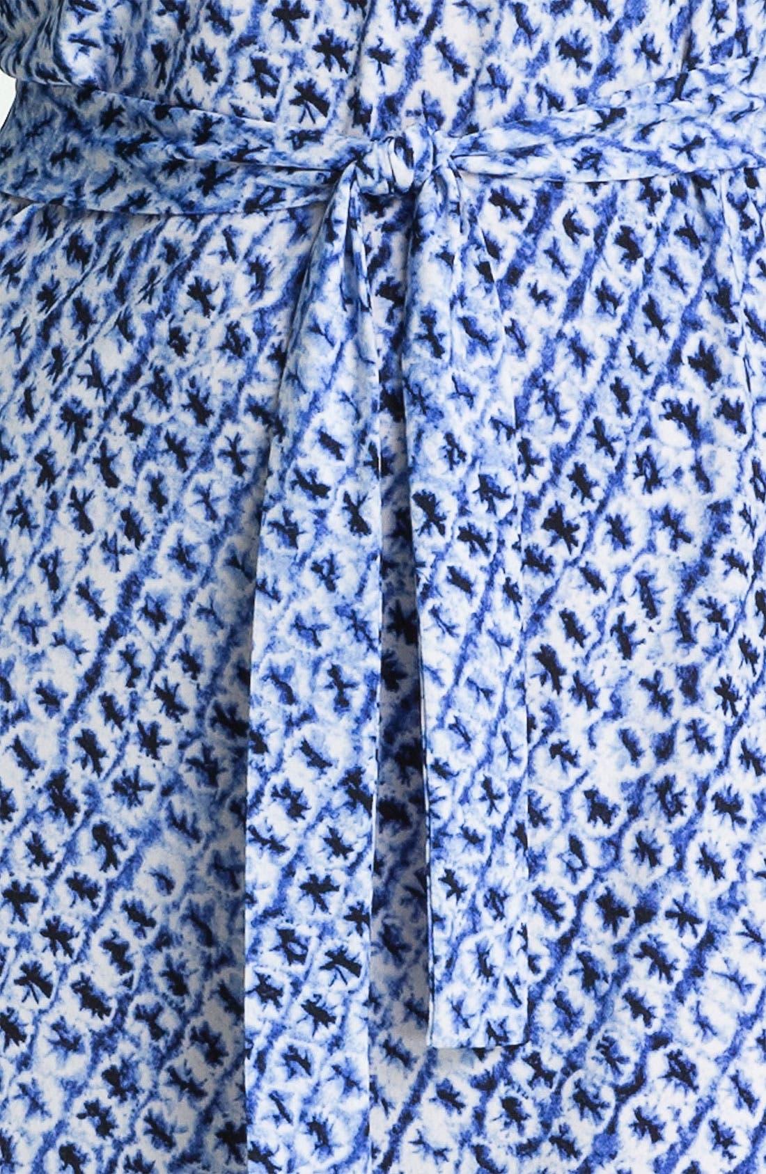 Alternate Image 3  - MICHAEL Michael Kors Lace Up Chain Shirtdress