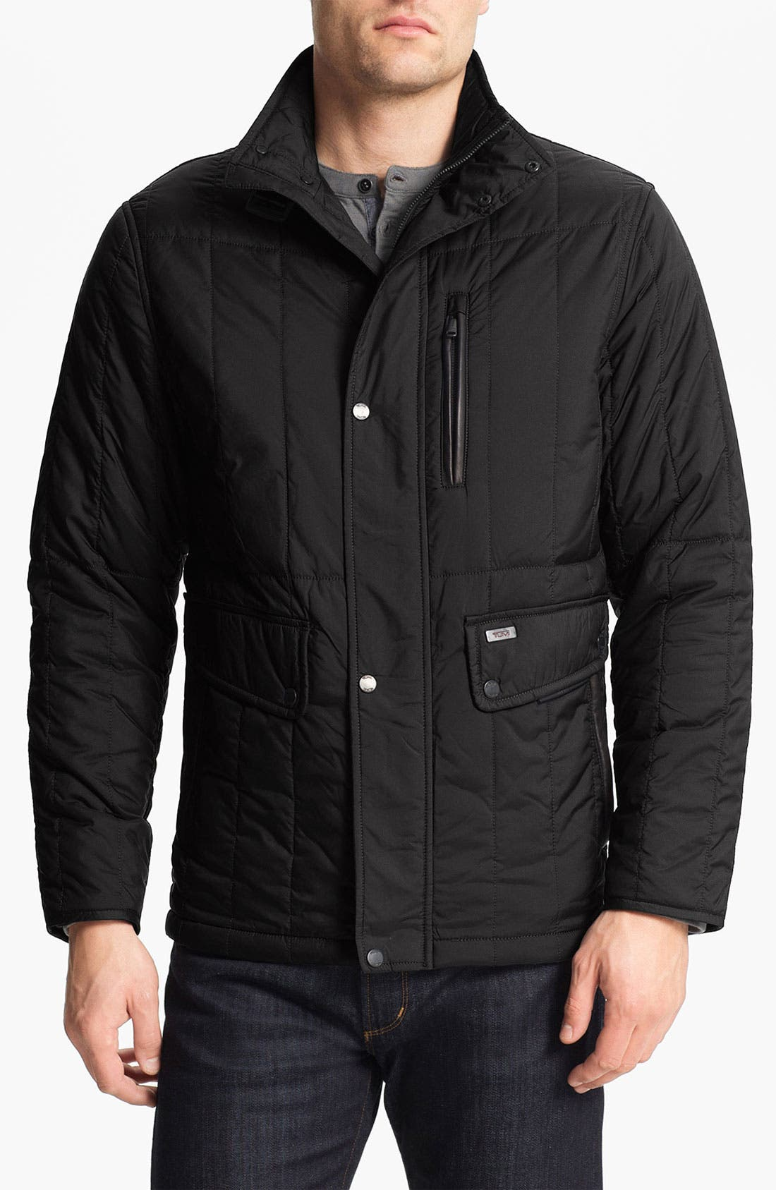 Alternate Image 1 Selected - Tumi Quilted Jacket